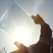 transparent solar