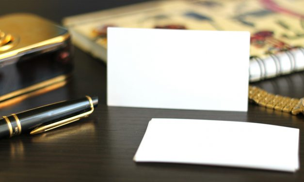 Design business cards to market yourself and stand out