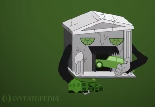 Investopedia explains: Zombie banks!
