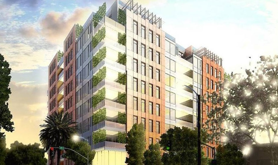 Commission to decide on Midtown Sacramento high-rise